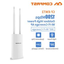1200Mbps WLAN WiFi Outdoor Long Range Extender Wireless Rout