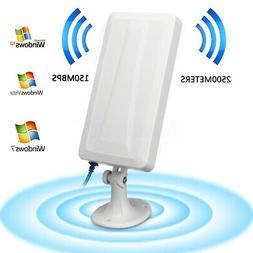 MECO 150Mbps WiFi Extender Wireless Outdoor Router Repeater