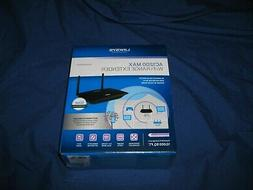 Linksys AC1200 Max Wi FI WI-FI Range Extender / Repeater RE6