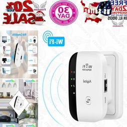 Aigital WiFi Extender Range Repeater 300Mbps Wireless Intern
