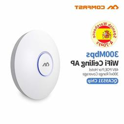 Comfast® Indoor Wireless WIFI Extender Repeater AP 300Mbps