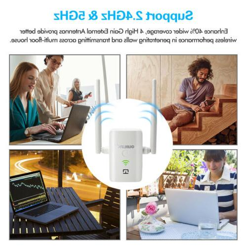 1200Mbps Repeater Amplifier Signal Booster