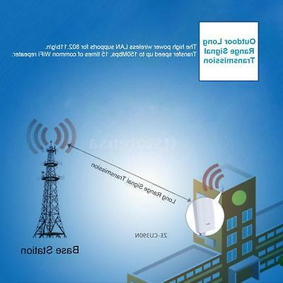150Mbps Wifi Repeater Extender Signal Booster Long Range USB