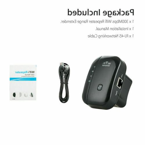 300Mbps Wifi Booster US