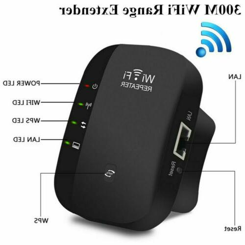 300Mbps Wifi Router Signal Booster US