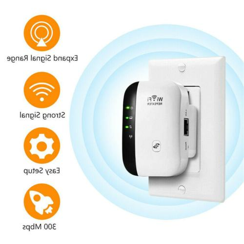 Booster Network Router Signal Repeater