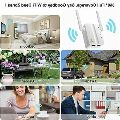 WiFi Signal Booster Wireless Repeater Extender