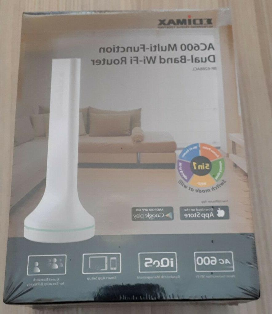 Edimax Dual-Band Wi-Fi Router Access Range Extender Bridge