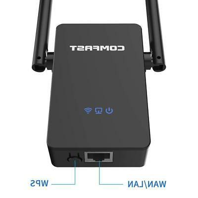 COMFAST CF-WR302S 300Mbps WiFi Dual Antenna