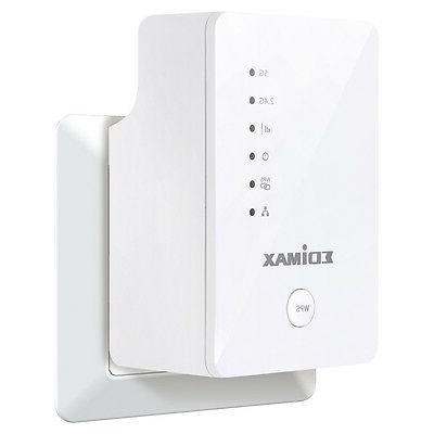 EDIMAX AC750 Dual-Band 5GHz Wireless Extender Access Point
