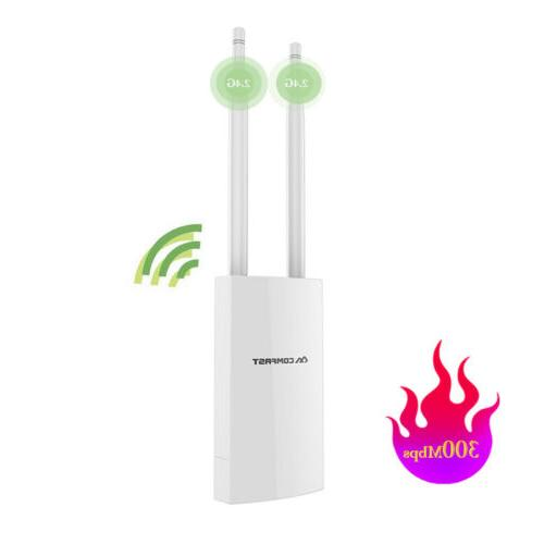outdoor wifi repeater wireless n 300mbps 2