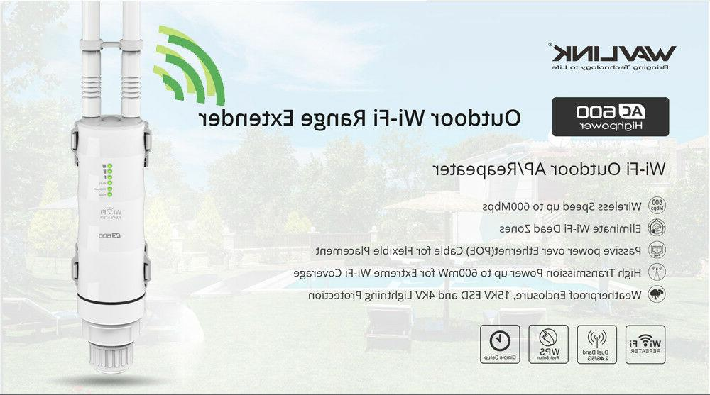 AC600 Outdoor 2.4G & for AP
