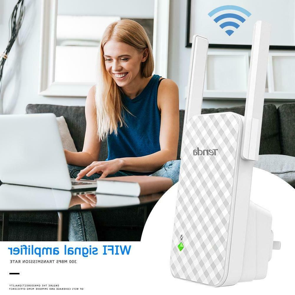 Tenda A9 300Mbps Wireless WIFI Repeater Router WiFi Signal E