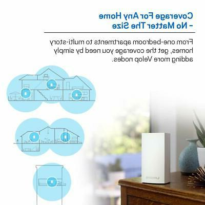 Velop pack WiFi System Extender for White