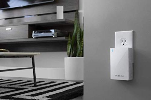 Linksys Velop Wall Plug-in, Extend Range &