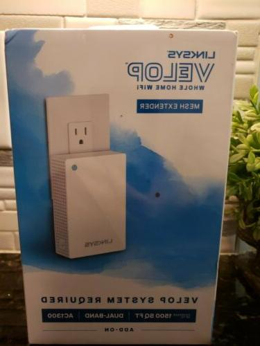 velop whole home wifi mesh extender add