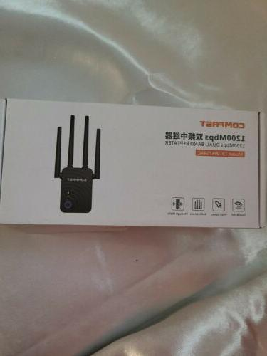 wifi dual band extender repeater