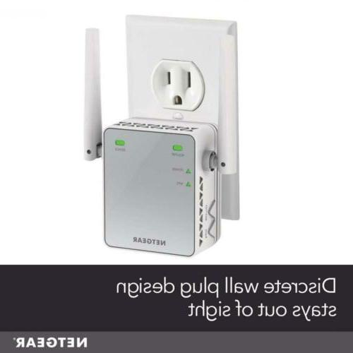 NETGEAR WiFi EX2700 - to 600 sq.ft. and 10...