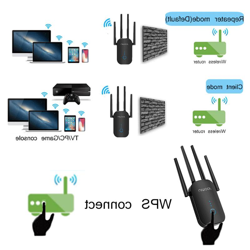 WiFi Booster Network