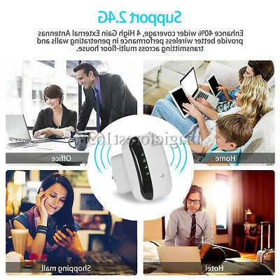 WiFi Booster 300Mbps Speed Wireless
