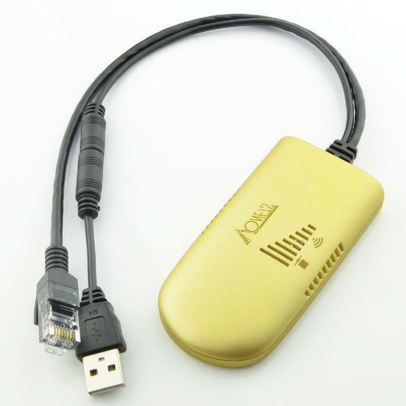 Wired Ethernet To Wireless WiFi bridge repeater Adapter network