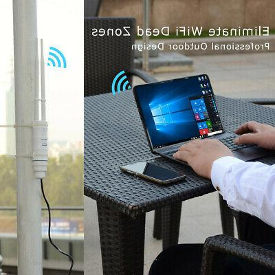 2.4G Wifi Repeater Extender Network