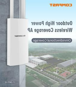 Comfast Outdoor Wireless AP Repeater High Power 300Mbps Wifi
