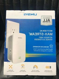 Linksys RE7000 Max-stream AC1900+WiFi Ranger Extender New