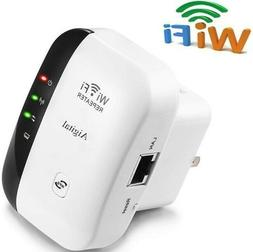 Super Boost WiFi Up to 300Mbps WiFi Range Extender Repeater
