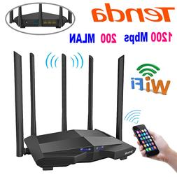 Tenda AC11 1200Mbps Dual Band WiFi Router Wireless Extender