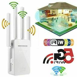 WiFi Extender Range Signal Booster Wireless Dual-Band Networ